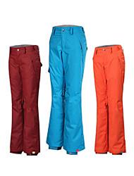 GSOU SNOW® Ski Wear Pants/Trousers/Overtrousers / Bottoms Women's Winter Wear Cotton / Terylene Fashion Winter ClothingWaterproof /