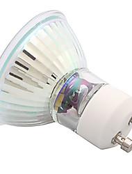 4W GU10 Lâmpadas de Foco de LED MR16 15 SMD 2835 300 lm Branco Quente AC 85-265 V 5 pçs
