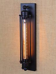 AC 100-240 40 E26/E27 Rustique Fonctionnalité for Ampoule incluse,Eclairage d'ambiance Applique murale
