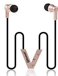 Нейтральный продукт BT-59 Наушники-вкладышиForМедиа-плеер/планшетный ПК Мобильный телефон КомпьютерWithС микрофоном DJ Регулятор