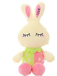 Plüschtiere Rabbit Klassisch & Zeitlos Model & Building Toy Für Jungen Für Mädchen Baumwolle