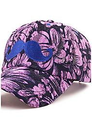 Fashion National Wind Summer Tide Beard Lace Baseball Cap Lady New Leisure Duck Tongue Hat