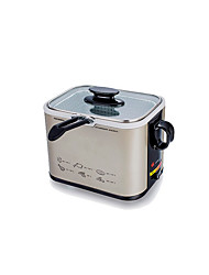 Indoor Aluminum Electric 1.5L Mini Deep Fryer FR326E