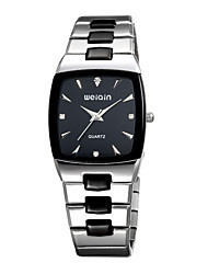Men's Fashion Watch Quartz Water Resistant/Water Proof Stainless Steel Band Black Silver Rose Gold Brand