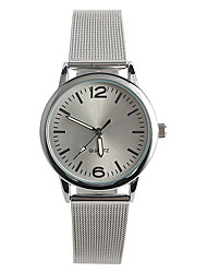 Women's Fashion Watch Quartz / Stainless Steel Band Casual Silver Brand