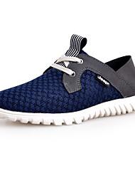 Кеды Кроссовки для ходьбы Повседневная обувь Муж. Противозаносный Anti-Shake Амортизация Вентиляция Быстровысыхающий Пригодно для носки