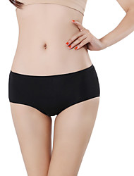 Women Sexy Solid Seamless Panties Girls Cotton Spandex Briefs