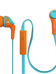 Нейтральный продукт HST-36 Внутриканальные наушникиForМедиа-плеер/планшетный ПК Мобильный телефон КомпьютерWithС микрофоном DJ FM-радио