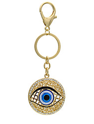 Creative personality blue eyes Keychain bags ornaments