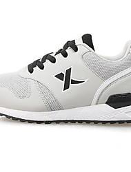 X-tep Tenisky Pánské Protiskluzový Polstrování Odolný proti opotřebení Prodyšné Outdoor Výkon PVC kůže Guma Běhání Volnočasové sporty