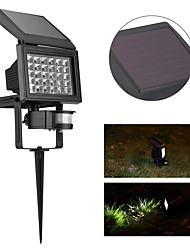 30 LED Outdoor Solar Powered Wireless Waterproof Security Motion Sensor Light Night Lights