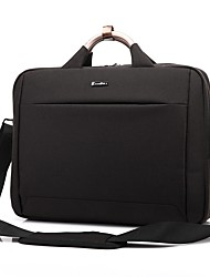 15.6 Inch Computer-specific Large-Capacity Shock-proof Men's Shoulder Portable Briefcase CB-6505