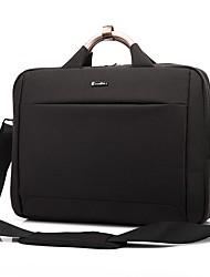 15,6 polegadas específicas do computador de grande capacidade dos homens à prova de choque ombro maleta portátil CB-6505