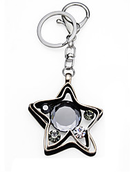 European and American pop star creative diamond Keychain bag lady lovely small pendant fashion accessories