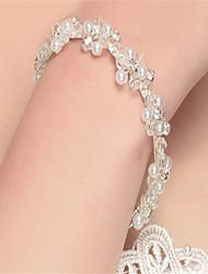 Bracelet Chain Bracelet Crystal Imitation Pearl Rhinestone Tassels Imitation PearlAnniversary Birthday Wedding Party Daily Christmas