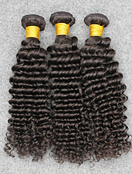 Vinsteen Unprocessed Burmese Brazilian Indian Malaysian Hair Bundles Real Remy Deep Wave 3Pieces Human Hair Extensions Thick Ends Shiny Hair Weaves