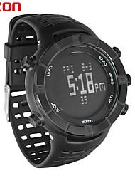 ezon h001a01 multifunktionelle udendørs vandreture klatring sport ure med højdemåler barometer kompas