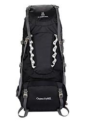 80 L Путешествия Вещевой рюкзак Заплечный рюкзак Походные рюкзаки Восхождение Путешествия Снежные виды спорта Бег Отдых и туризм