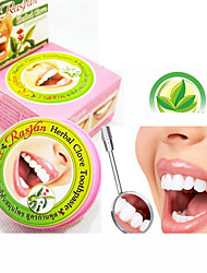 Green herb Teeth Whitening Natural Herbal toothpaste PRIM PERFECT Amazing Teeth Cleaning Powder Strong Formula 25ML