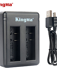kingma bm037 Dual-Slot-Ladegerät für xiaomi xiaoyi und az16-1 Batterie --black