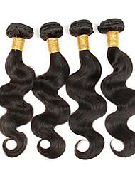 Indian Virgin Hair Body Wave 4 Bundles 8A Grade Virgin Unprocessed Indian Human Hair Indian Remy Hair Bundles Body Wave Human Hair Extensions