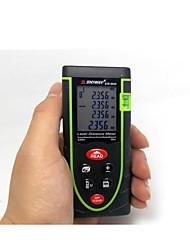 Telêmetro de Distância RZ a Laser (0.05-40m, Precisão de 2mm)