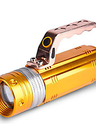 LED Flashlights/Torch - Rechargeable Fishing