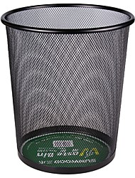 Sunwood®  1210 Wire Mesh Series Small Basket/Trash  Black
