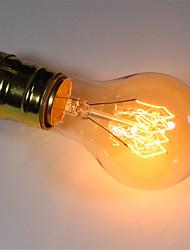 A19 E27 40W Incandescent Vintage Light Bulb for Household Bar Coffee Shop Hotel (220-240V)
