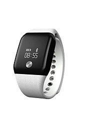 IP67 Waterproof Touch Bluetooth 4 To Exercise Step By Step Sleep Monitoring Heart Rate Bracelet Compatible With Android IOS