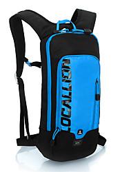 10 L sac à dos Chasse Escalade Sport de détente Cyclisme/Vélo Camping & Randonnée Voyage EcoleEtanche Zip étanche Respirable Résistant à