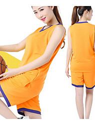 Women's Men's Sleeveless Running Jersey + Pants/Jersey+Tights Breathable Quick Dry Comfortable Spring Summer Fall/Autumn Sports Wear