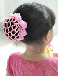 Girls Fashion Trendy Cute The Roses Are Pumpkins  Princess Hair Clips