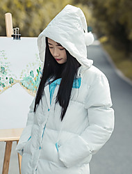 Price not less than 188 yuan a long padded jacket Sign spot