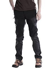 Men's Hiking Pants Thermal / Warm Windproof Dust Proof Wearable Breathable Pants/Trousers/Overtrousers for Skiing Camping / Hiking