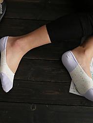 Chaussettes Moyen Coton Spandex Femme