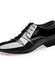 Westland's Men's Oxfords/Business Style/Leather/Fashion Trend/Comfort/Office Dress/Black