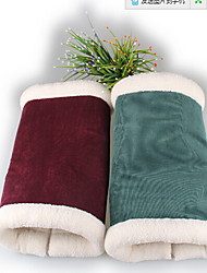 Dog Bed Pet Mats & Pads Soft Red Green Fabric Cotton