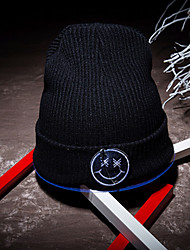 Unisex Cotton Ski Hat,Casual Winter