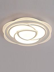52cm Modern Style Simplicity LED Ceiling Lamp Acrylic Flush Mount Living Room Bedroom Kids Room light Fixture