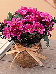 1 Ast Kunststoff andere Tisch-Blumen Künstliche Blumen 16