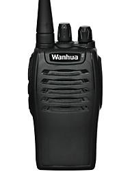 longa distância Wanhua UHF wh26 negócios 403-480mhz rádios em dois sentidos profissional