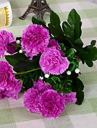 1 Ast Kunststoff andere Künstliche Blumen 30