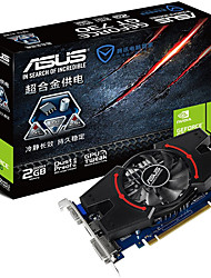 ASUS Video Graphics Card GT730-2G 902MHz/1200MHz 2GB/64bit GDDR3 PCI-E