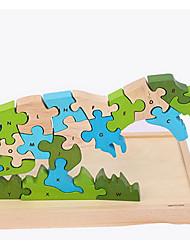 Building Blocks For Gift  Building Blocks Leisure Hobby Wood Rainbow Toys