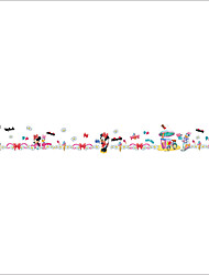 Wall Stickers Wall Decals Style Cartoon PVC Wall Stickers