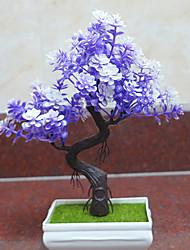 1 Филиал Пластик Букеты на стол Искусственные Цветы 24*16*10.5/4.5*6.5