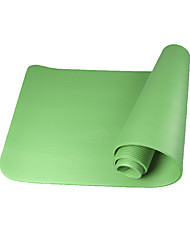 NBR Yoga Mats Odor Free Eco Friendly 20 mm