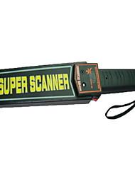 Detector de metais portátil com alerta vibratório (GP-3003B1)