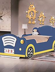 Bande dessinée Stickers muraux Autocollants muraux 3D Autocollants muraux décoratifs,Vinyle Matériel Décoration d'intérieur Calque Mural